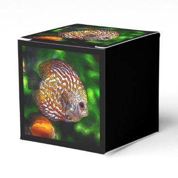 McTiffany Tiffany Aqua Discus_20170601_by_JAMColors Favor Box