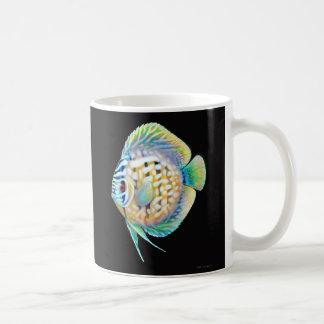 Discus Aquarium Fish Coffee Mug