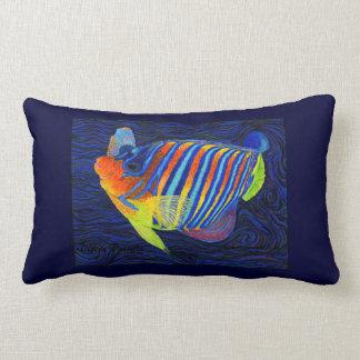 Discus Delight Lumbar Pillow