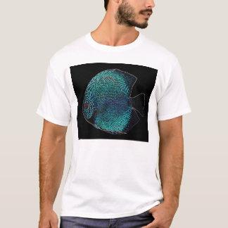discus glow edges T-Shirt