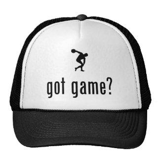 Discus Trucker Hats