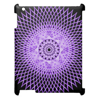 Discus Mandala iPad Cover