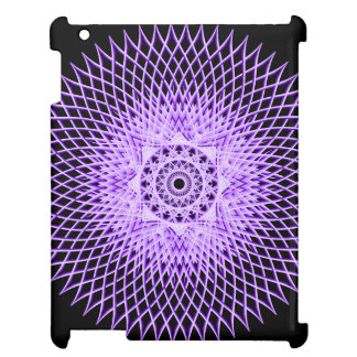 Discus Mandala iPad Covers