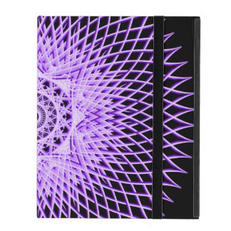 Discus Mandala iPad Folio Case