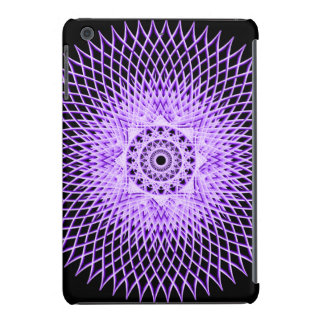 Discus Mandala iPad Mini Cases