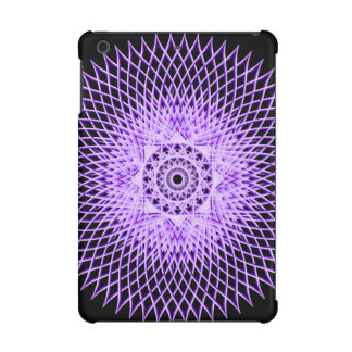 Discus Mandala iPad Mini Covers