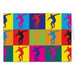 Discus Pop Art Cards