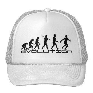 Discus Sport Evolution Art Trucker Hat