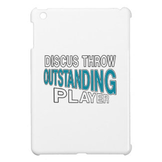 DISCUS THROW OUTSTANDING PLAYER iPad MINI CASES