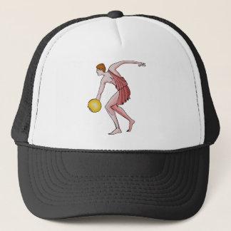 Discus Thrower 396 BC Trucker Hat