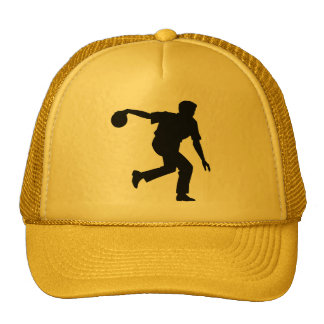 Discus thrower mesh hats