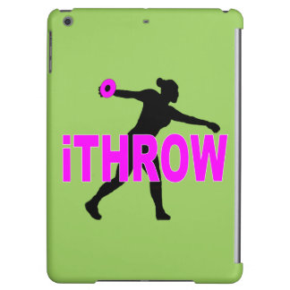 Discus thrower ipad Air case