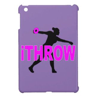Discus thrower ipad mini case
