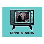 Discusión 1960 de Kennedy Nixon Postal