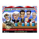 Discusión de Castro la Florida Tarjetas Postales