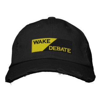 Discusión de la estela - nuevos gorras del gorra bordada