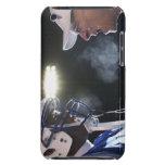 Discusión del jugador y del árbitro del fútbol ame Case-Mate iPod touch carcasas