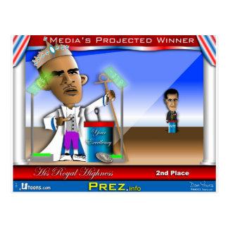 Discusión: El ganador de los medios Postales