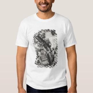 Discusión entre Jean-Jacques Rousseau Camisas