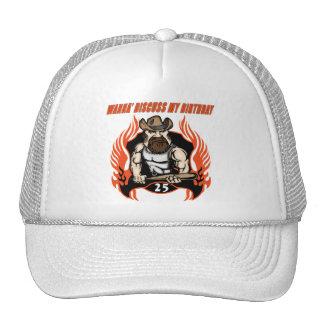 Discuss My 25th Birthday Gifts Trucker Hat