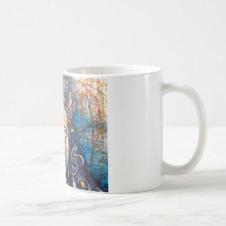 Discussion underlayer coffee mug
