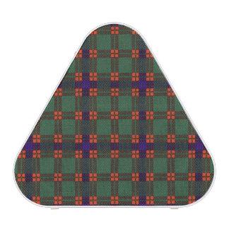 Dise clan Plaid Scottish kilt tartan Bluetooth Speaker