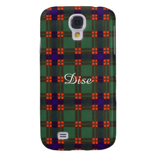 Dise clan Plaid Scottish kilt tartan Galaxy S4 Case