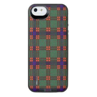 Dise clan Plaid Scottish kilt tartan iPhone SE/5/5s Battery Case