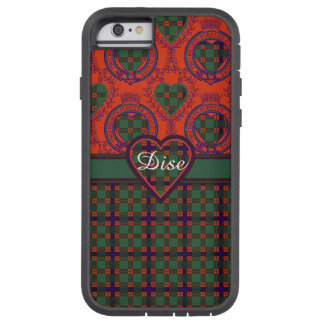 Dise clan Plaid Scottish kilt tartan Tough Xtreme iPhone 6 Case
