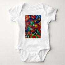 Diseased Baby Bodysuit
