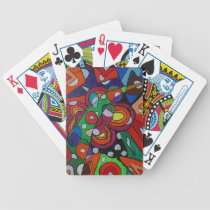 Diseased Bicycle Playing Cards