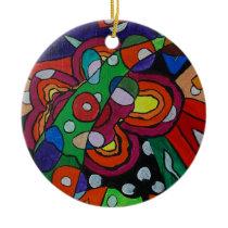 Diseased Ceramic Ornament
