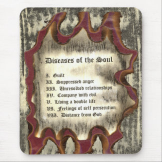 Diseases of The Soul Mouse Pad