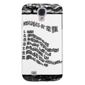 Diseases of The Soul Samsung S4 Case