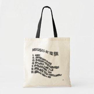 Diseases of The Soul Tote Bag
