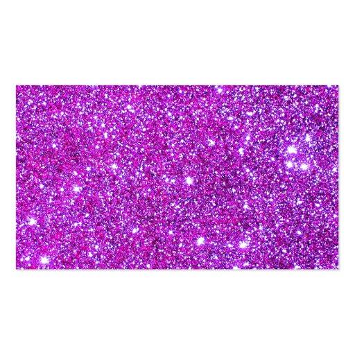 Diseñador atractivo brillante púrpura rosado del b tarjetas de visita
