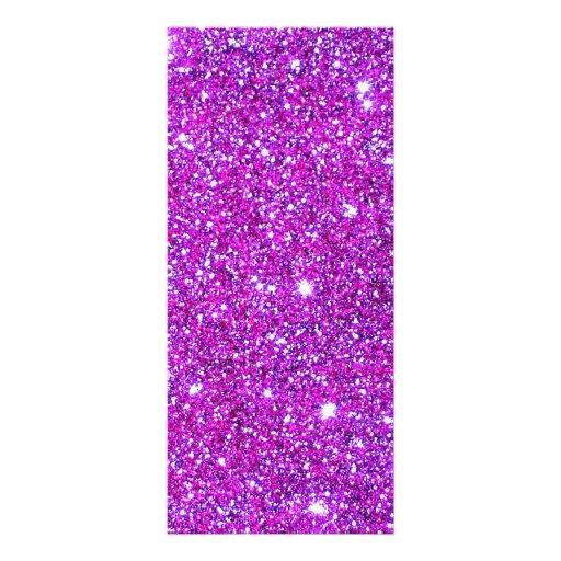 Diseñador atractivo brillante púrpura rosado del b diseño de tarjeta publicitaria
