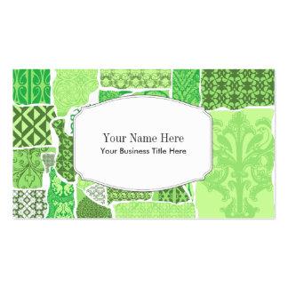 Diseñador del interiorista/del decorador/de la tarjetas de visita