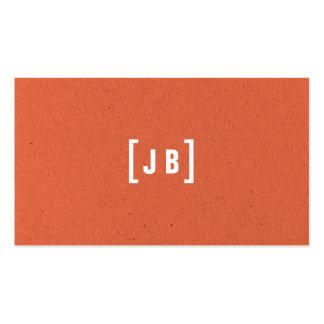 Diseñador gráfico de la textura de papel tarjetas de visita