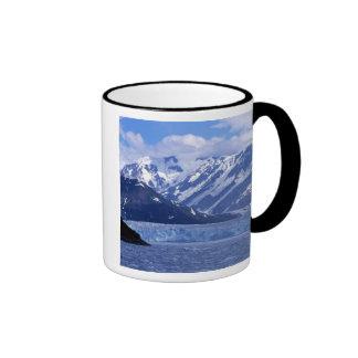Disenchantment Bay and Hubbard Glacier, Ringer Coffee Mug