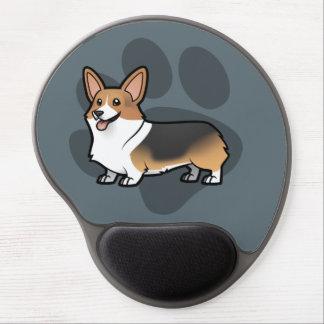 Diseñe a su propio mascota alfombrillas con gel