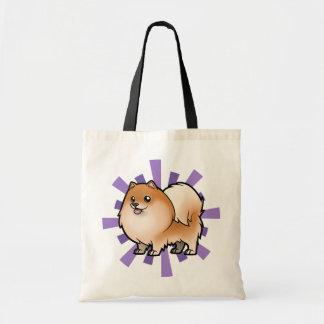 Diseñe a su propio mascota bolsas