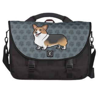 Diseñe a su propio mascota bolsas para portatil