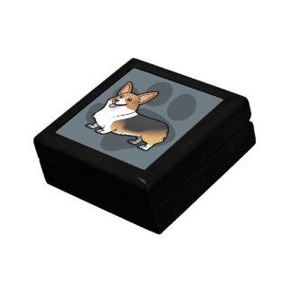 Diseñe a su propio mascota caja de joyas