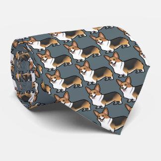 Diseñe a su propio mascota corbata personalizada