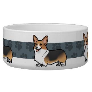 Diseñe a su propio mascota tazones para perro