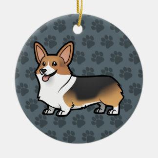 Diseñe a su propio mascota ornamento para arbol de navidad