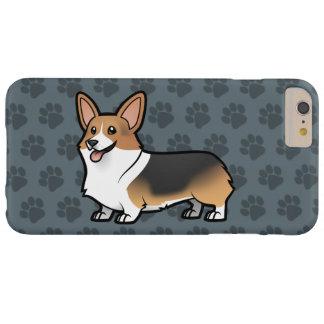 Diseñe a su propio mascota funda barely there iPhone 6 plus