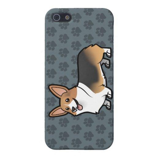 Diseñe a su propio mascota iPhone 5 funda