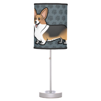 Diseñe a su propio mascota lámpara de mesa
